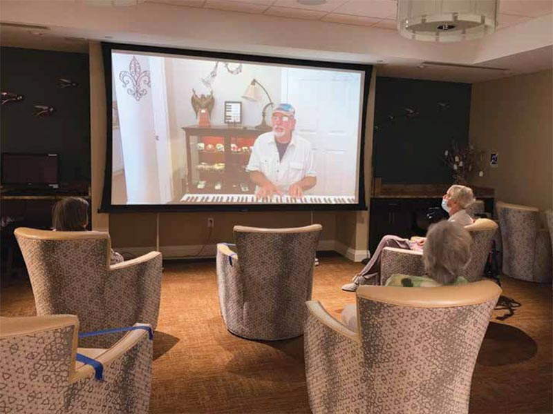 Connecting During the Pandemic: Jackson Creek Introduces JCTV to Engage Residents