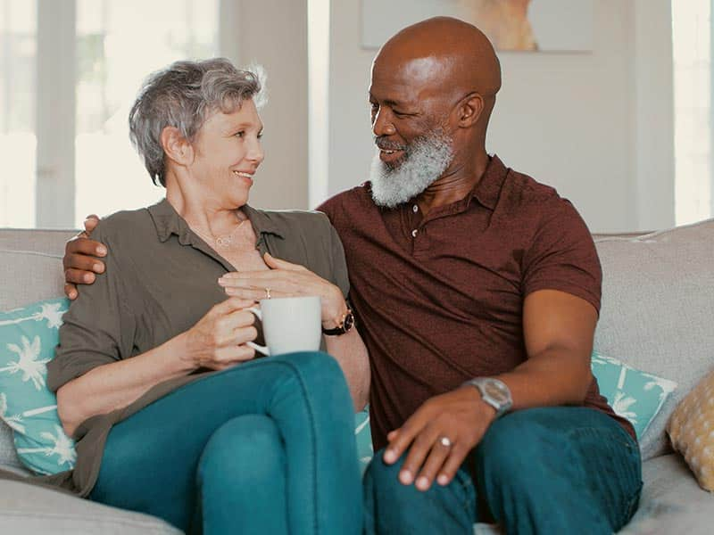 When Senior Couples Have Different Care Needs