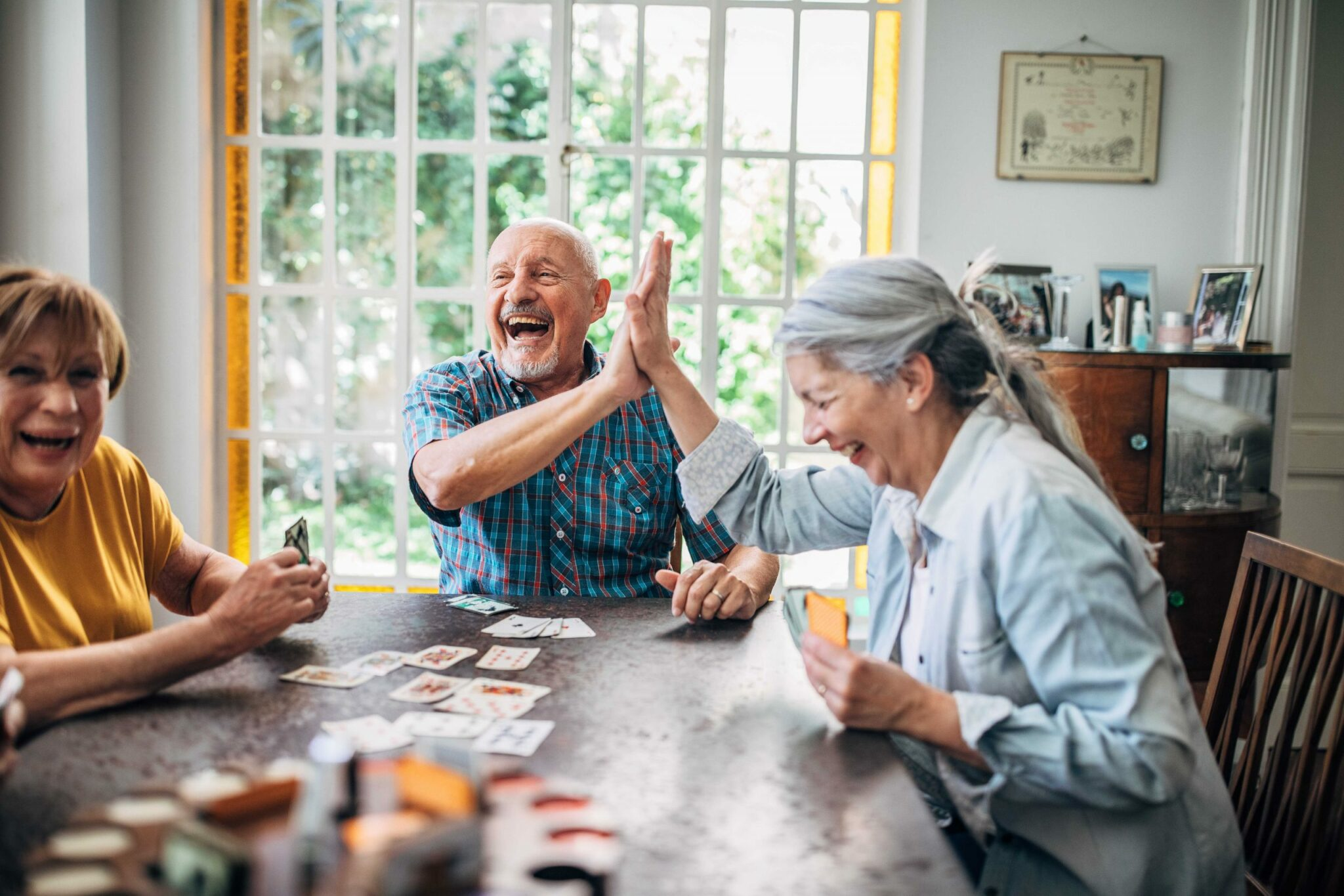 Supportive Services for Assisted Living