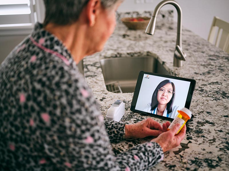 How Seniors Can Avoid Being Duped by a COVID-19 Scammer